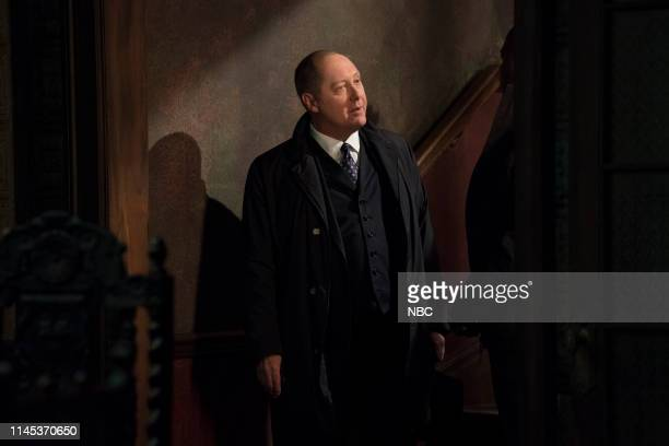 THE BLACKLIST Robert Diaz Episode 622 Pictured James Spader as Raymond Red Reddington