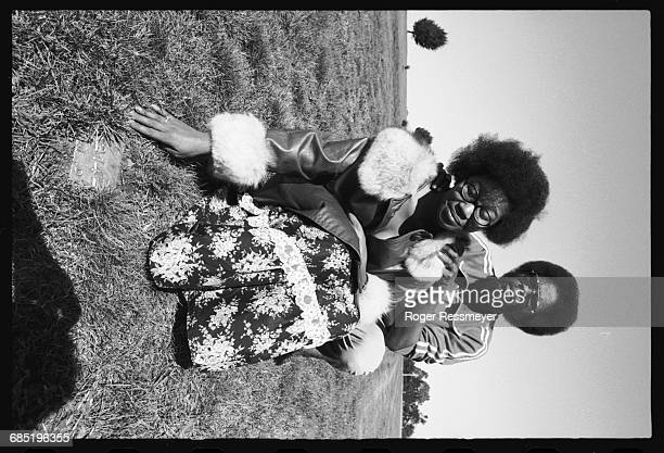 Robert Dillard and Deborah Grant grieve for their mother, sister, and brother, all of whom died in the Jonestown massacre.