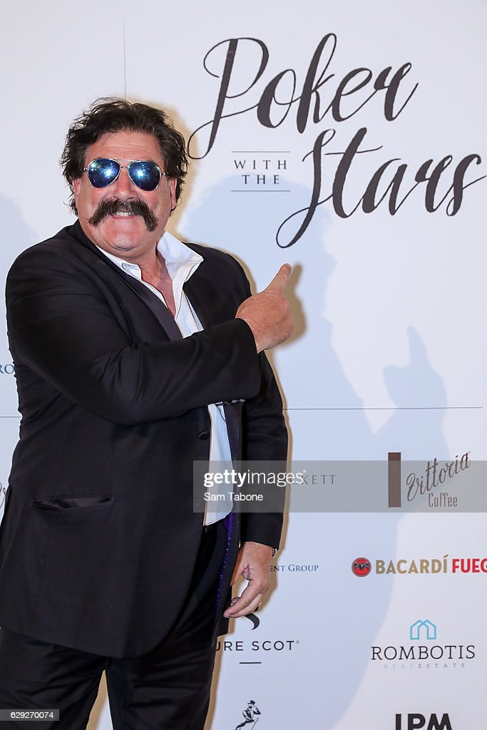 Poker With The Stars - Arrivals : Nachrichtenfoto