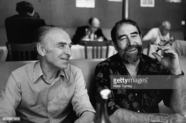 Robert Doisneau and Gilles Migangos