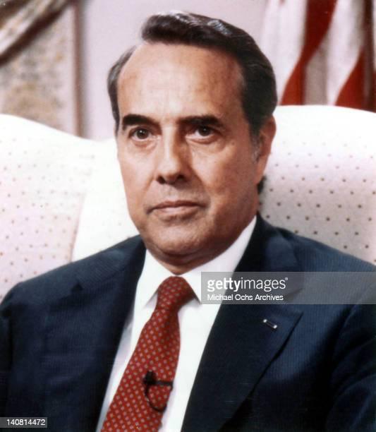 Robert Dole circa 1990