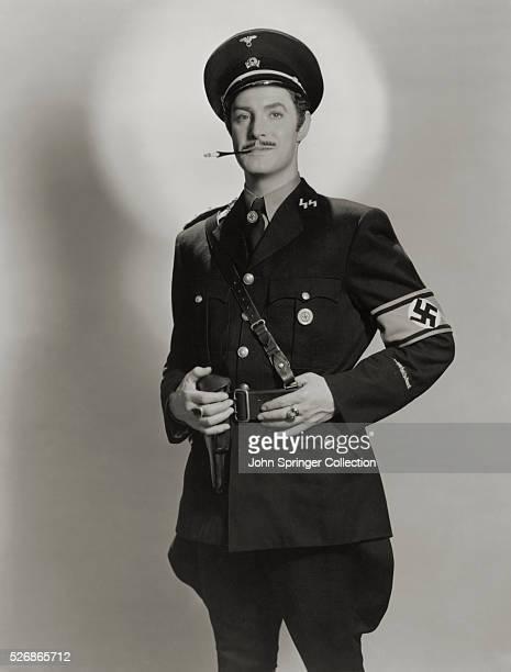 Robert Donat portrays a British spy in Adventures of Tartu also known as Sabotage Agent