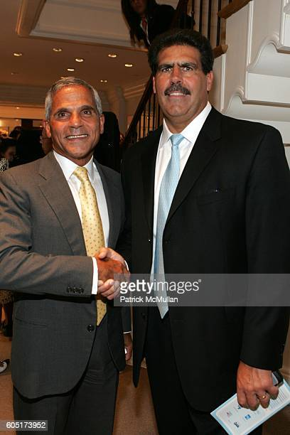 Robert Donofrio and Matt Calamari attend Asprey Celebrates Shop 4 Class A CityWide Fund Raising Effort To Benefit New York City Public School...