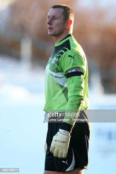 Robert Douglas Dundee goalkeeper