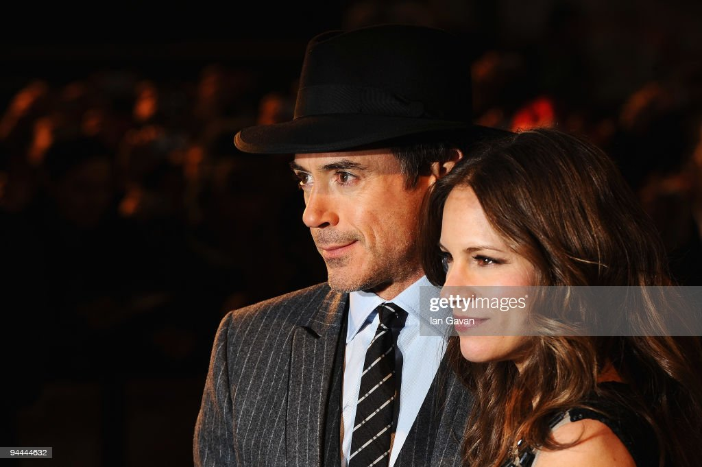 Sherlock Holmes - World Premiere - Red Carpet Arrivals : News Photo