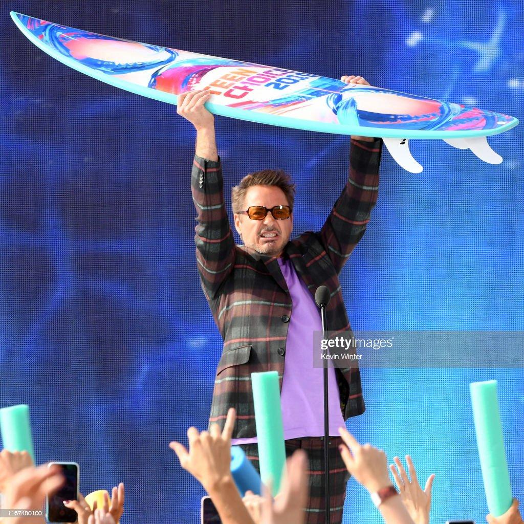 FOX's Teen Choice Awards 2019 - Social Ready Content : News Photo