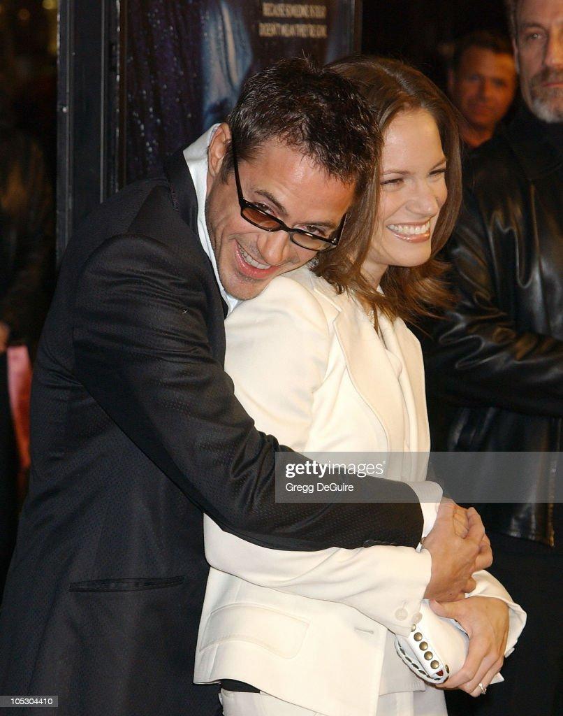 """Gothika"" Premiere - Los Angeles : News Photo"
