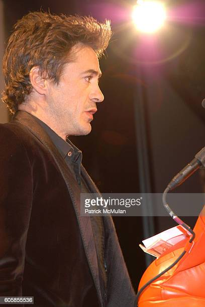 Robert Downey Jr attends Americans For The Arts National Arts Awards To Honor Those Who Keep The Arts Alive In America at Cipriani on October 16 2006...