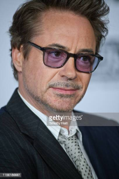 Robert Downey Jr. Attends as the Gene Siskel Film Center honors Jon Faveau at Four Seasons Chicago on June 15, 2019 in Chicago, Illinois.