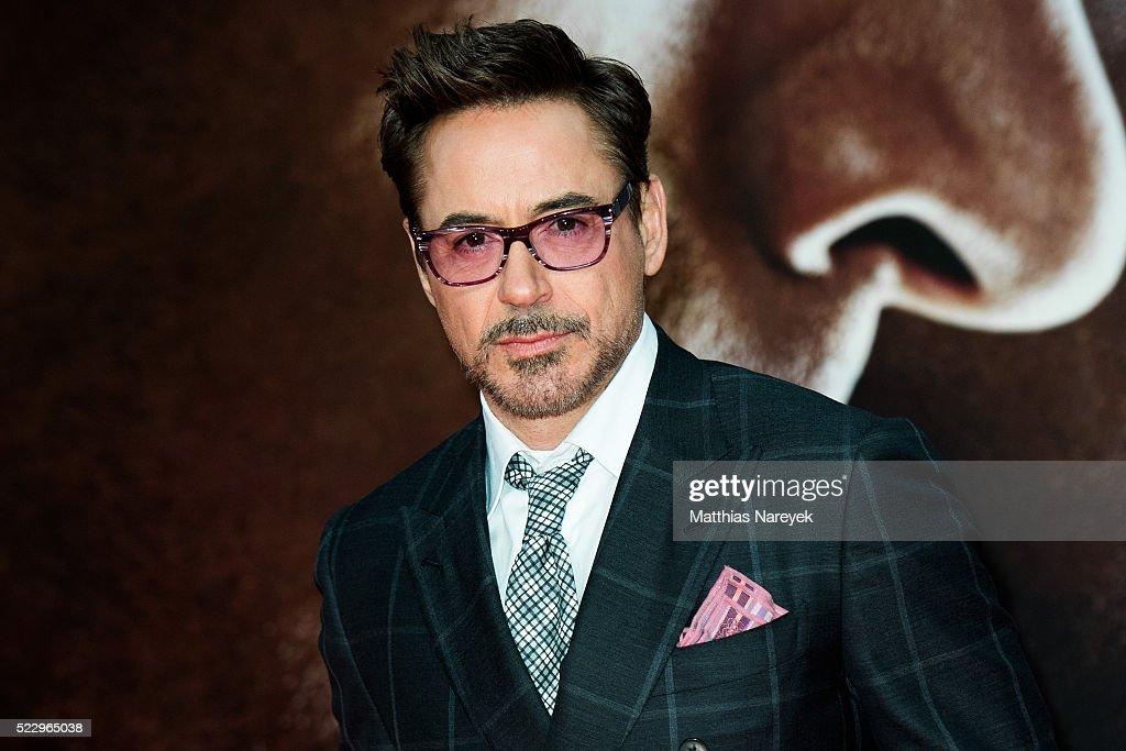 'The First Avenger: Civil War' Berlin Premiere : News Photo