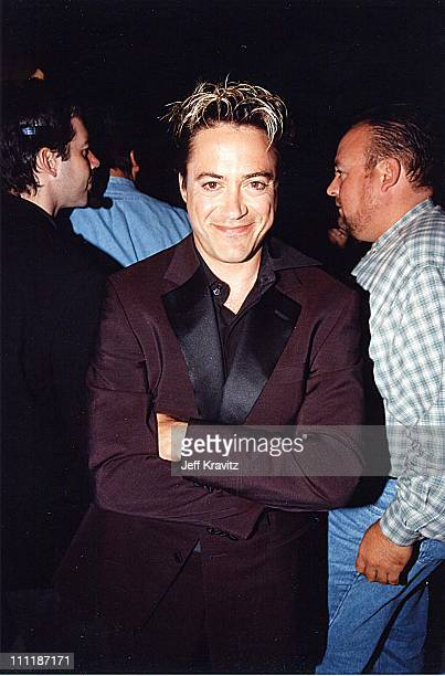 Robert Downey Jr during 1998 MTV Movie Awards in Los Angeles California United States