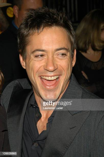 Robert Downey Jr during The Singing Detective New York Premiere Arrivals and After Party at Loews Village Village in New York City New York United...