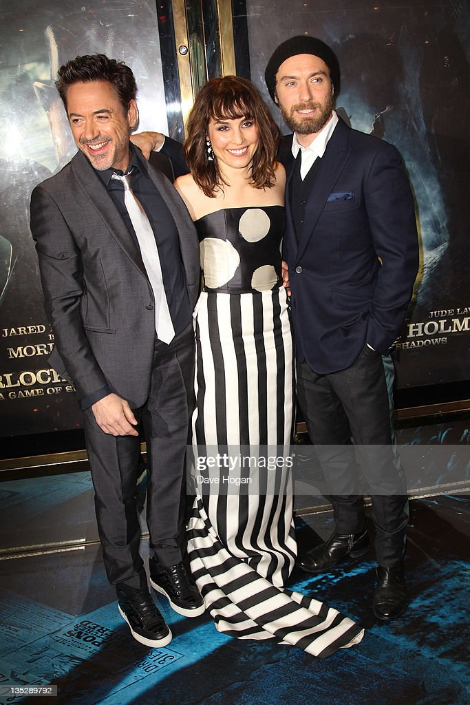 Sherlock Holmes: A Game Of Shadows - European Premiere - Inside Arrivals