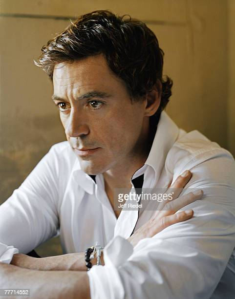 Robert Downey Jr Robert Downey Jr by Jeff Reidel Robert Downey Jr Entertainment Weekly October 28 2005