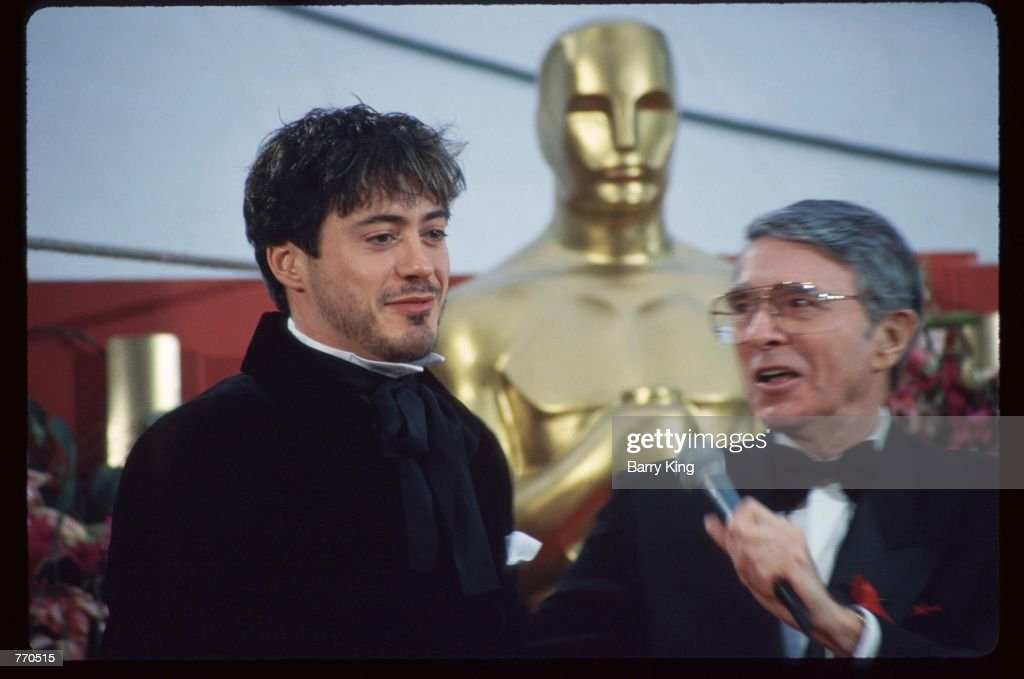 The 65th Annual Academy Awards : News Photo