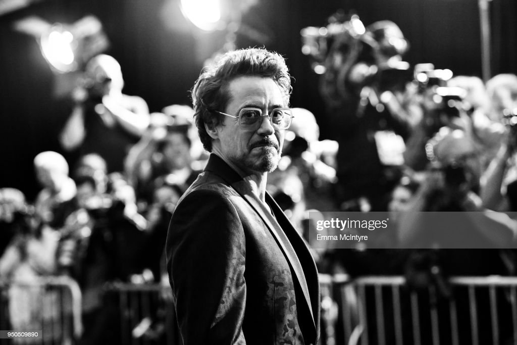 "Premiere Of Disney And Marvel's ""Avengers: Infinity War"" - Red Carpet : News Photo"