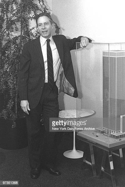 Robert Durst of the Durst Organization Inc 133 6th Ave New York City