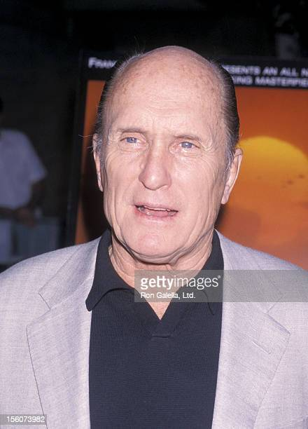 Robert Duvall during 'Apocalypse Now Redux' New York Premiere at Lincoln Center in New York City New York United States