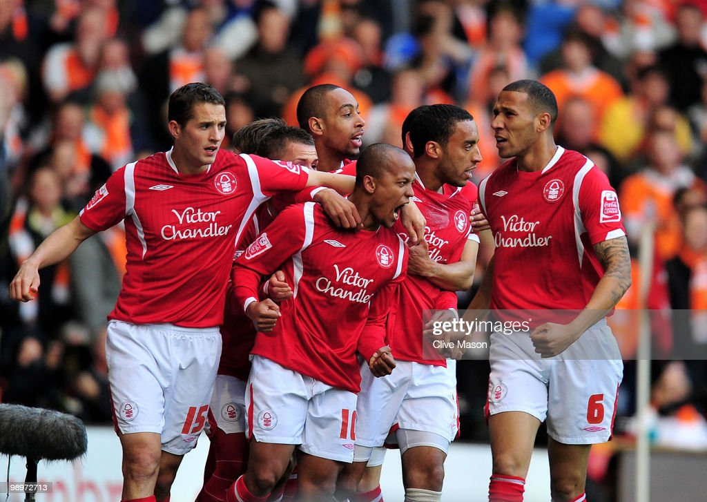 Nottingham Forest v Blackpool - Championship Playoff Semi Final 2nd Leg