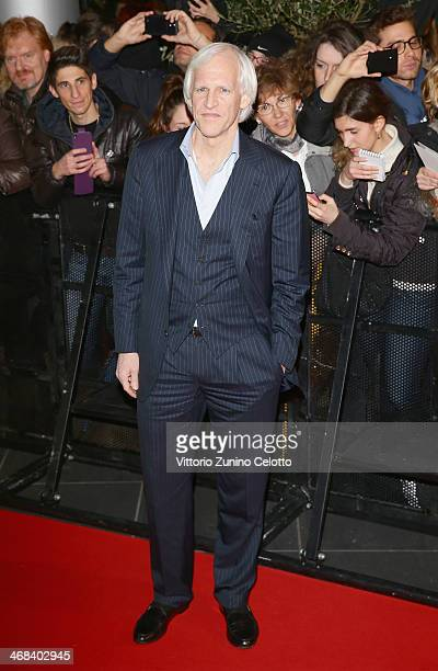 Robert Edsel attends 'The Monuments Men' Premiere on February 10, 2014 in Milan, Italy.
