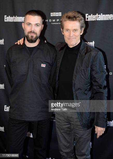 Robert Eggers and Willem Dafoe attend Entertainment Weekly's Must List Party at the Toronto International Film Festival 2019 at the Thompson Hotel on...