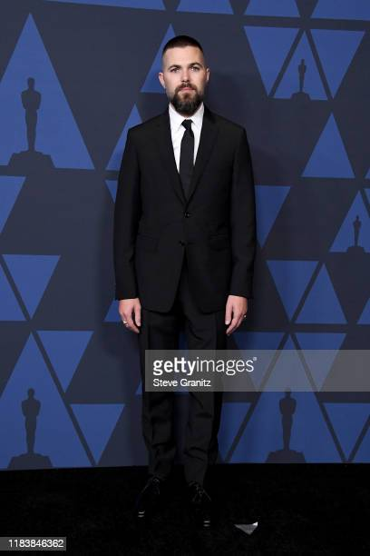 Robert Eggers attends the Academy Of Motion Picture Arts And Sciences' 11th Annual Governors Awards at The Ray Dolby Ballroom at Hollywood Highland...