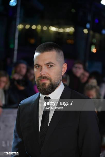 Robert Eggers attends the UK Premiere of The Lighthouse during the 63rd BFI London Film Festival at Odeon Luxe Leicester Square on October 05 2019 in...