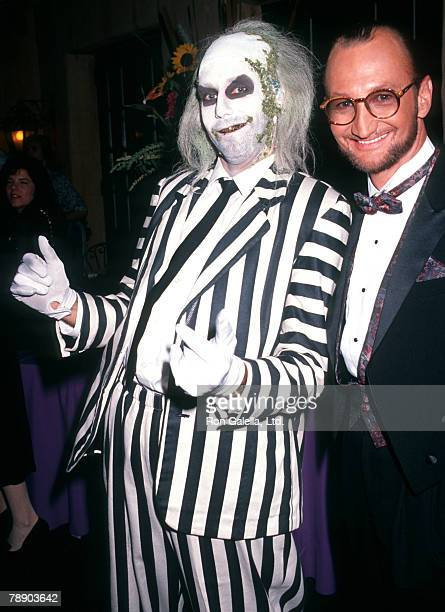Robert Englund and Beetlejuice
