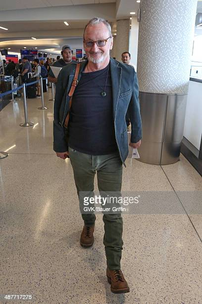 Robert Englund seen at LAX on May 01 2014 in Los Angeles California