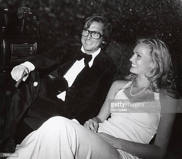 Robert Evans and Marie Sophie Bersson