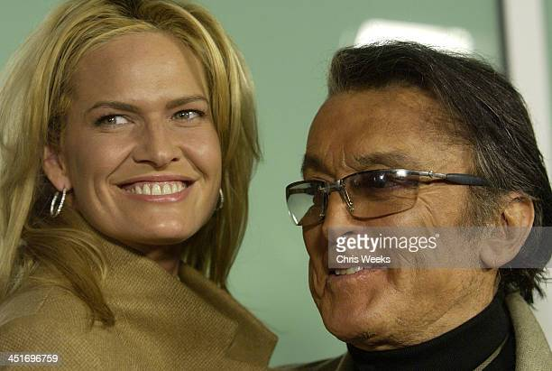 Robert Evans LeslieAnn Woodward during Premiere of How to Lose a Guy in 10 Days at Cinerama Dome in Hollywood California United States