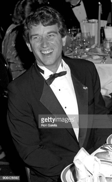 Robert F Kennedy Jr attends Bedford Stuyvesant Restoration 20th Anniversary Benefit Gala on June 8 1987 at the Sheraton Center in New York City
