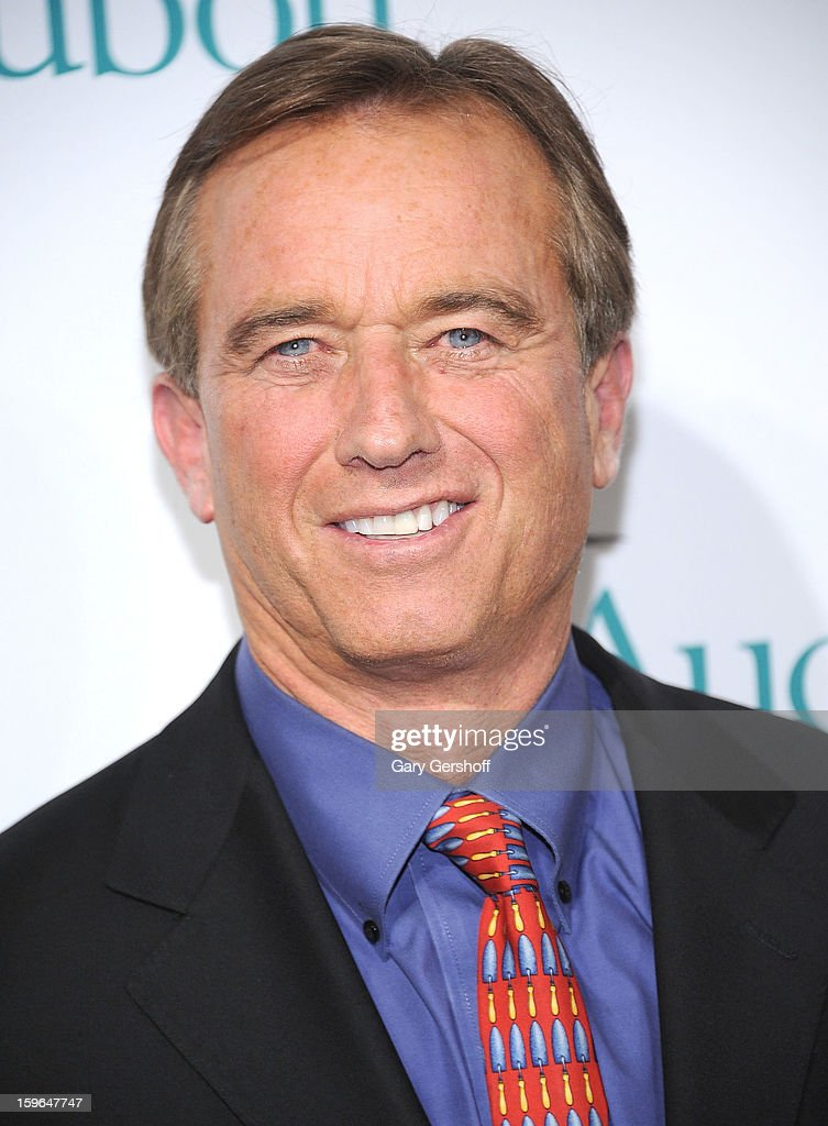 Robert F. Kennedy, Jr. attends the 2013 National Audubon Society Gala Dinner at The Plaza Hotel on January 17, 2013 in New York City.