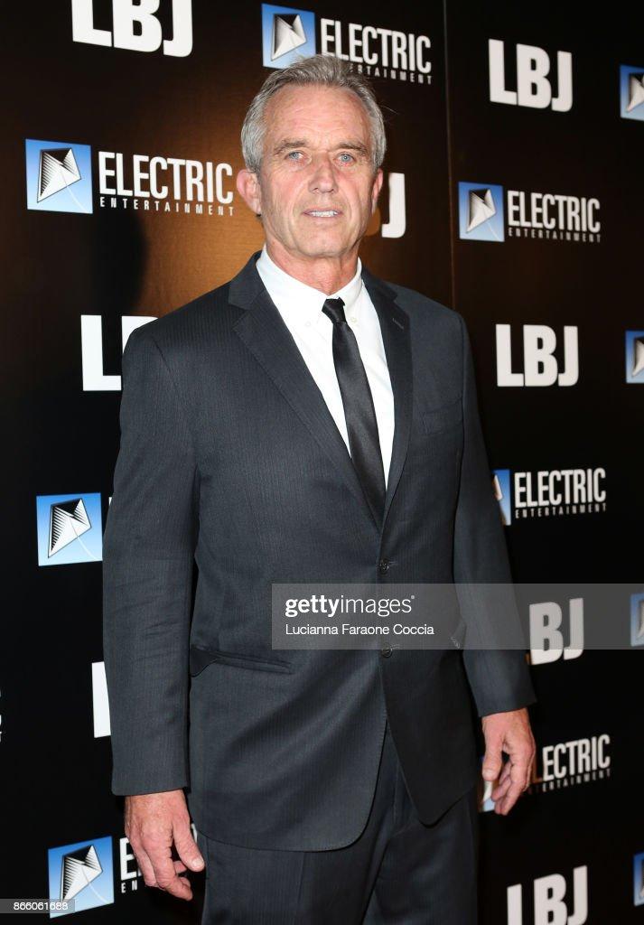 """Premiere Of Electric Entertainment's """"LBJ"""" - Arrivals"""