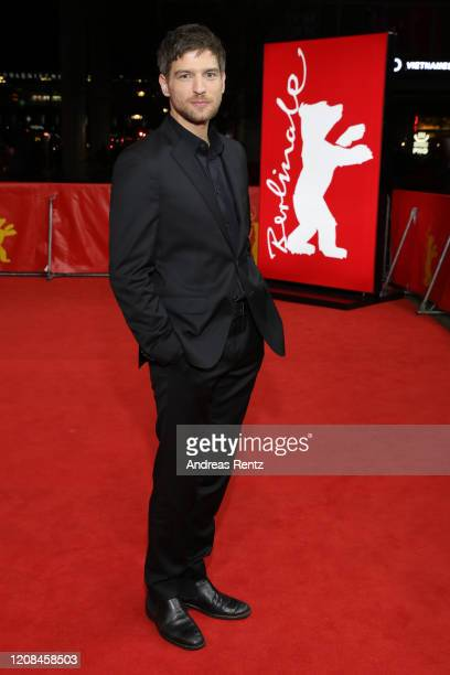 Robert Finster attends the Netflix premiere of Freud during the 70th Berlinale International Film Festival Berlin at Zoo Palast on February 24 2020...