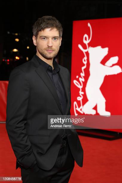 "Robert Finster attends the Netflix premiere of ""Freud"" during the 70th Berlinale International Film Festival Berlin at Zoo Palast on February 24,..."