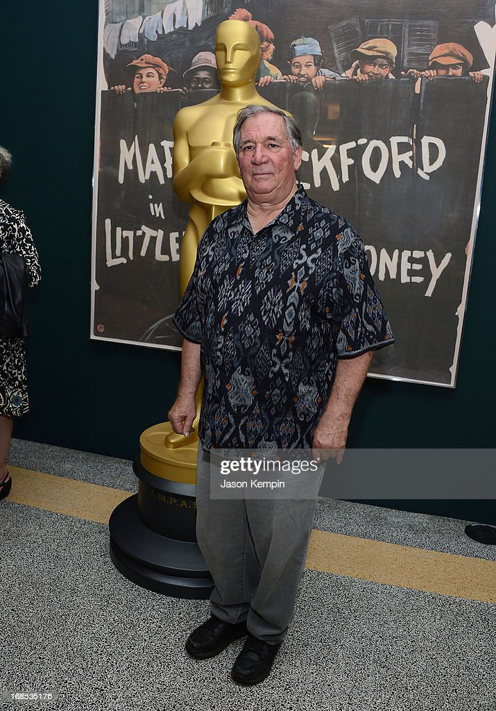 Robert Fiore attends The Academy Of Motion Picture Arts And Sciences' Premiere Of 'Portrait Of Jason' at Linwood Dunn Theater at the Pickford Center for Motion Study on May 10, 2013 in Hollywood, California.