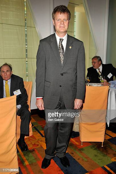 Robert Ford attends the 2011 Jefferson Awards for Public Service at Le Cirque on June 22 2011 in New York City