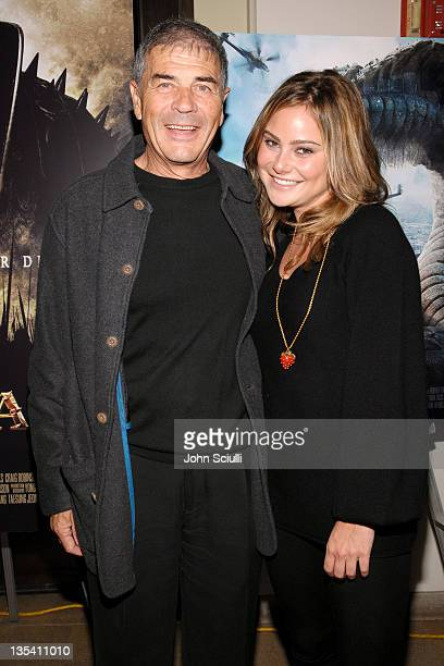 Robert Forster and Amanda Brooks during Younggu and Showbox Art Presents Special Screening of 'DWars' at Paramount Theatre in West Hollywood...