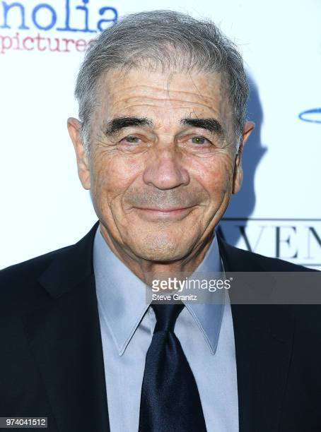 Robert Forster arrives at the Magnolia Pictures' 'Damsel' Premiere at ArcLight Hollywood on June 13 2018 in Hollywood California