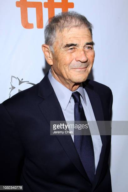 Robert Forster attends the 'What They Had' premiere during 2018 Toronto International Film Festival at Roy Thomson Hall on September 12 2018 in...