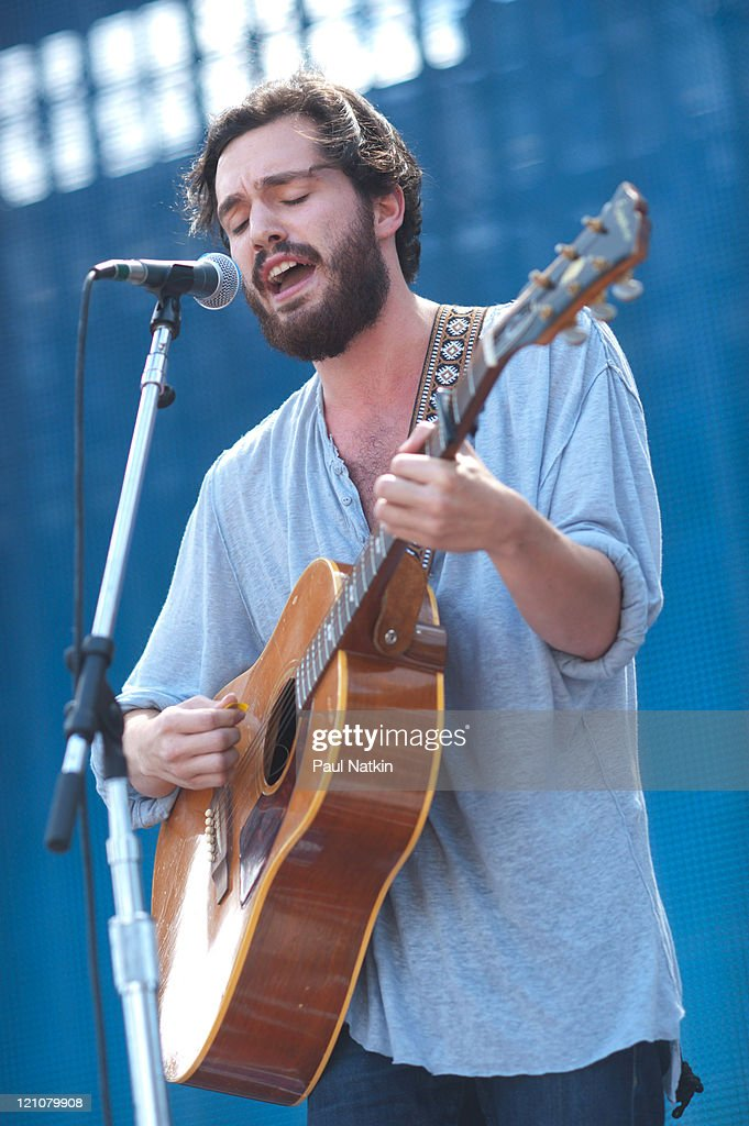 Robert Francis performs during Farm Aid 2011 at the LiveStrong Sporting Park on August 13, 2011 in Kansas City, Kansas.