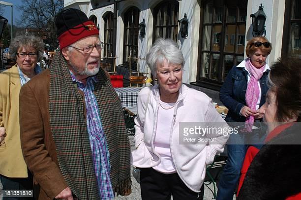 Robert Freitag Ehefrau Maria Sebaldt ExEhefrau Maria Becker FamilienFeier zum 90Geburtstag von R o b e r t F r e i t a g Grünwald bei München...