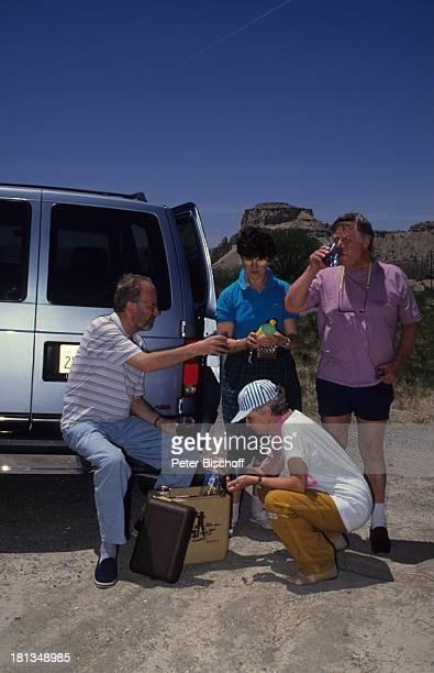 Robert Freitag Maria Sebaldt Mitreisende Bryce Canyon Utah Amerika USA Brille Landkarte Stadtplan Lagebesprechung Auto Uhr Schmuck Brille...