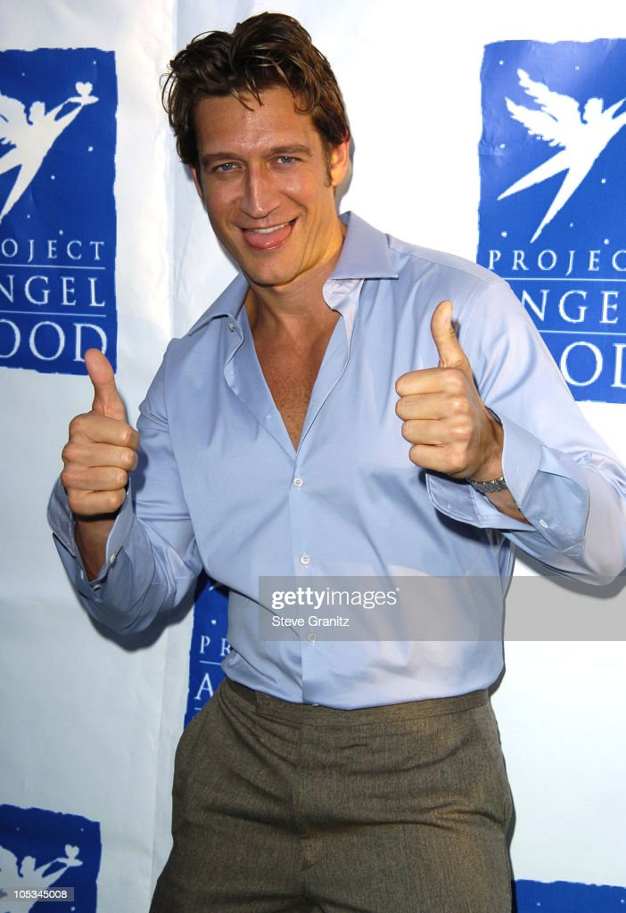 Robert Gant during 11th Annual Angel Awards - Arrivals at Project Angel Food in Los Angeles, California, United States.