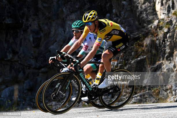 Robert Gesink of The Netherlands and Team Jumbo - Visma / during the 107th Tour de France 2020, Stage 8 a 141km stage from Cazères-Sur-Garonne to...