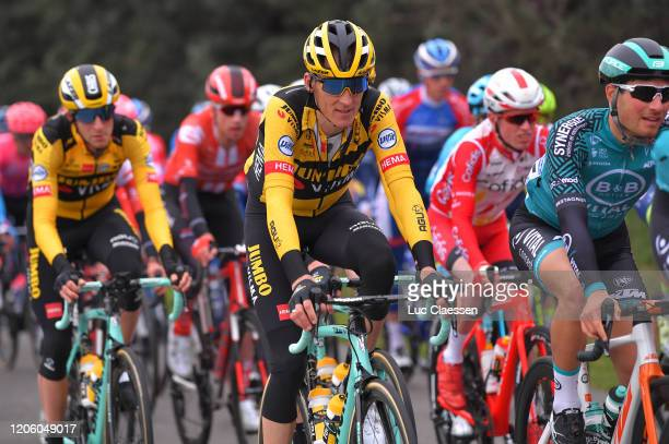Robert Gesink of The Netherlands and Team Jumbo-Visma / during the 5th Tour de La Provence 2020, Stage 1 a 149,5km stage from Châteaurenard to...