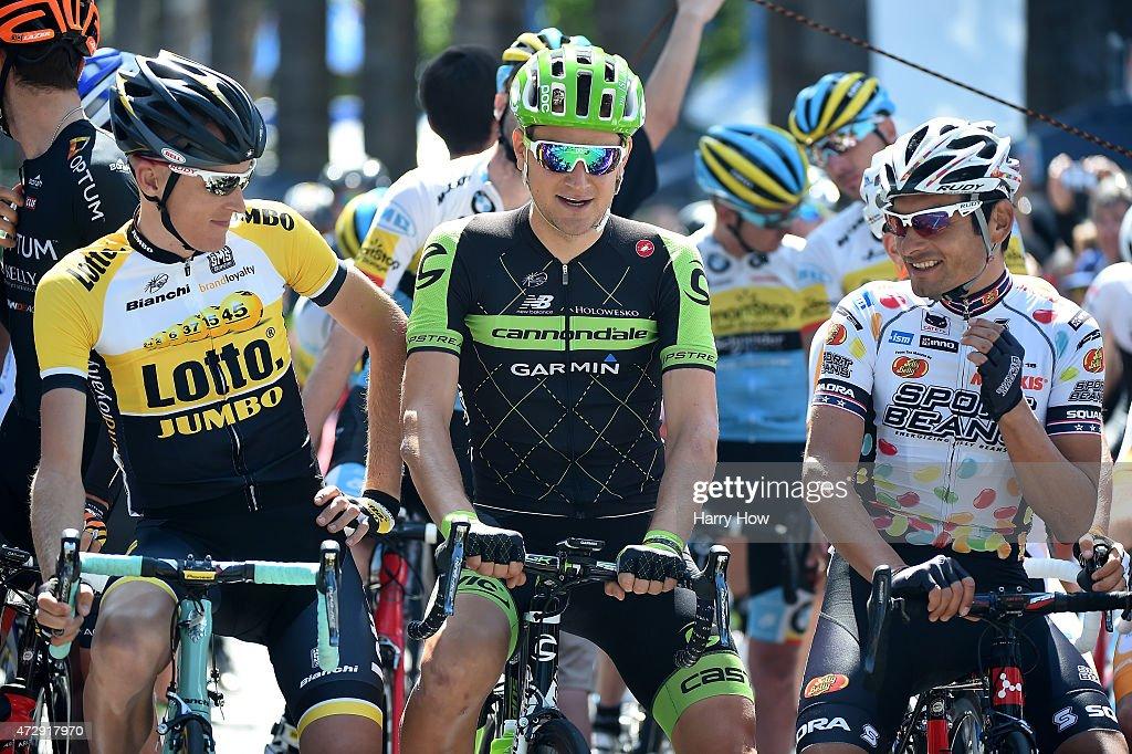 Amgen Tour of California - Men's Race Stage 1 : News Photo