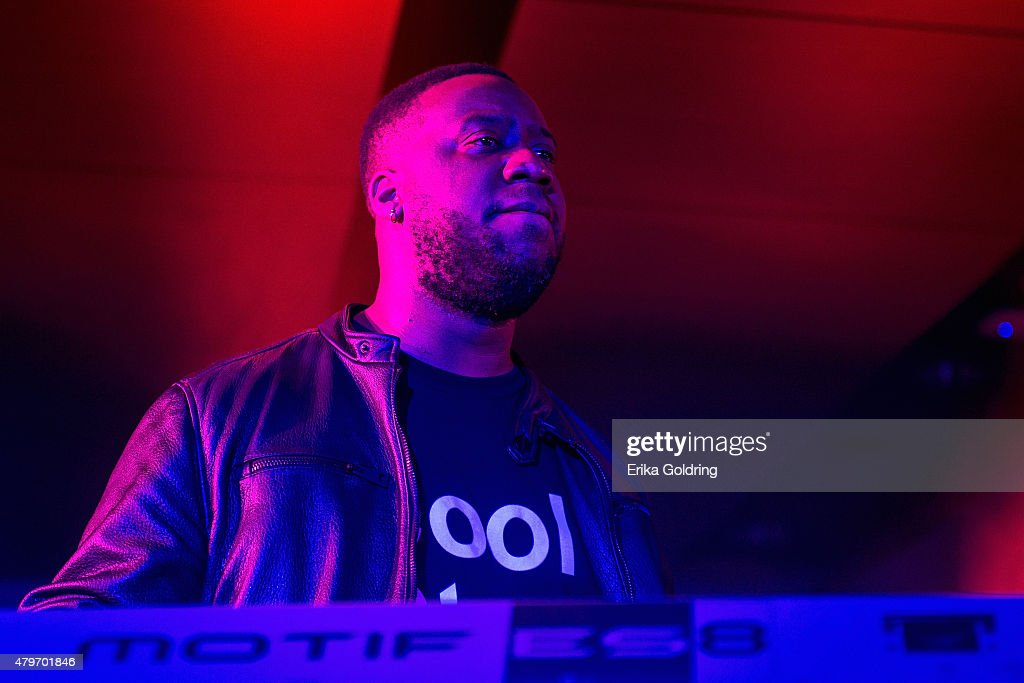 Robert Glasper performs at the 2015 Essence Music Festival on July 5, 2015 in New Orleans, Louisiana.