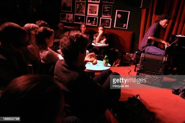 Robert Glasper Trio performing at the Village Vanguard on Tuesday night November 1 2005This imageRobert Glasper